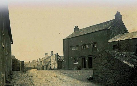 Denton Hill - now Gosforth Library and Public Hall