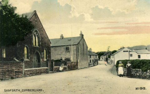 Methodist Hall on Whitecroft